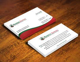 #181 para Design some Business Card for shipping company de gohardecent