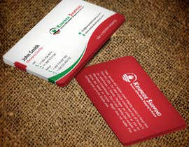 #159 para Design some Business Card for shipping company de mdreyad