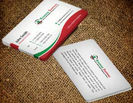 #162 for Design some Business Card for shipping company by mdreyad
