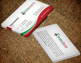 #174 for Design some Business Card for shipping company by mdreyad