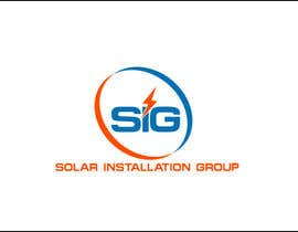 #45 para Design a Logo for SIG - Solar Installation Group de GoldSuchi