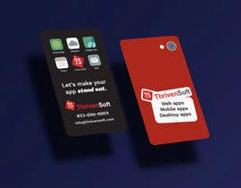 KevinDesignDev tarafından Design a super creative business card. için no 624