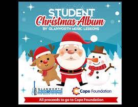 #27 cho Design a student Christmas album cover for for a music school **Easy Brief** bởi jorgesanchez1991