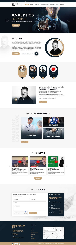 Kilpailutyö #                                        42                                      kilpailussa                                         Website Rebuild