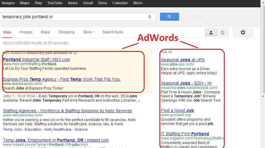 Penyertaan Peraduan #                                        16                                      untuk                                         Google ad expert