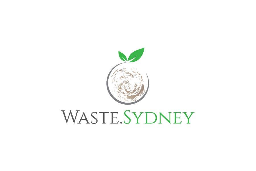 Participación en el concurso Nro.26 para Design a Logo for Waste.Sydney