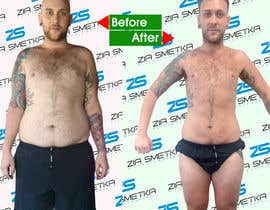 #8 para I need some Graphic Design for my Before & After Pictures de slcreation