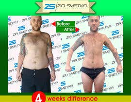 #37 para I need some Graphic Design for my Before & After Pictures de slcreation