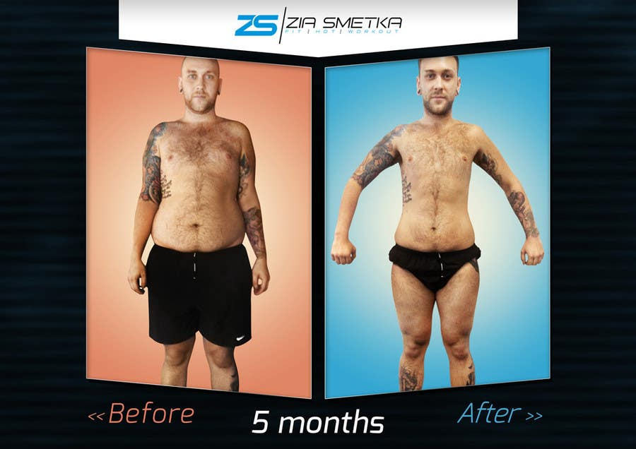 Entri Kontes #                                        58                                      untuk                                        I need some Graphic Design for my Before & After Pictures