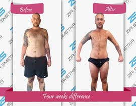 #49 för I need some Graphic Design for my Before & After Pictures av reblien