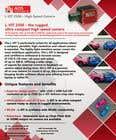 Graphic Design Kilpailutyö #76 kilpailuun New leaflet/datasheet/brochure design for our products