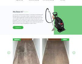 #36 for Landing page for carpet cleaning by smartyogeeraj