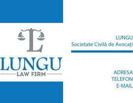 #6 untuk Creează un Logo pentru Societate Civila de Avocati oleh tolomeiucarles