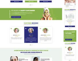 #120 for Redesign May Beauty Website. af jitp