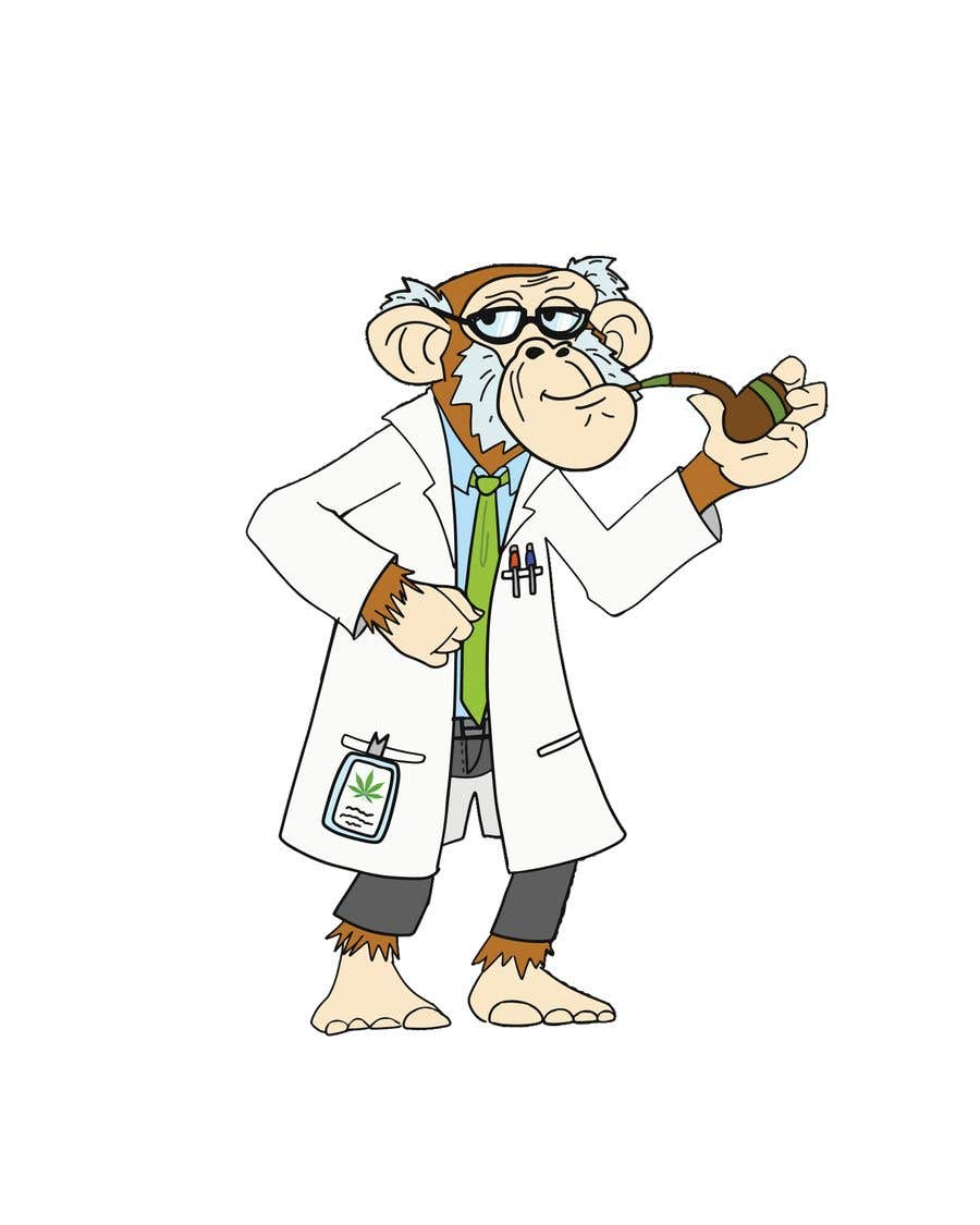 Konkurrenceindlæg #                                        34                                      for                                         Design cartoon character named, George T Hemp.