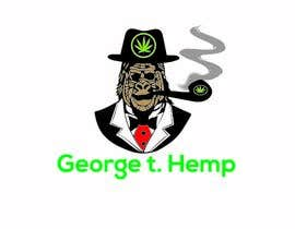 #43 for Design cartoon character named, George T Hemp. af zohurul1979