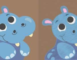 #12 cho Create a safari illustration of baby cloths bởi Kotan23