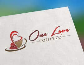 #589 for LOGO/SIGN – ONE LOVE COFFEE CO by NazmulHasan7itbd