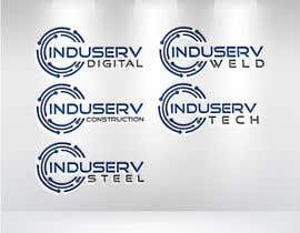 nº 1597 pour Logo Design InduServ par mdgolamzilani40