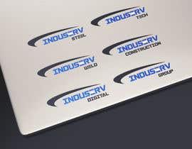 nº 1903 pour Logo Design InduServ par lizaakter1997