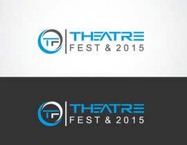 #26 cho Design a Logo for TheatreFEST/15 bởi wahed14