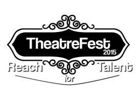 #40 para Design a Logo for TheatreFEST/15 de afmihai