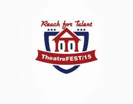 #20 for Design a Logo for TheatreFEST/15 by rockbluesing