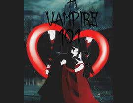 #68 for Vampire Icon With Characters/background for book cover by iajharul333