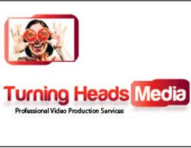 #54 untuk Logo Design for Turning Heads Media oleh elgopi
