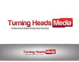 #61 untuk Logo Design for Turning Heads Media oleh elgopi