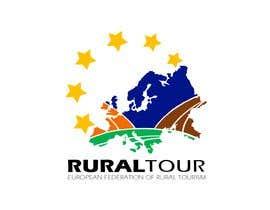 #4072 for Logo contest European Federation of Rural Tourism af alviolette