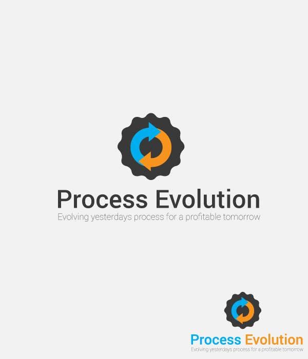 Konkurrenceindlæg #11 for Design a logo for Process Evolution
