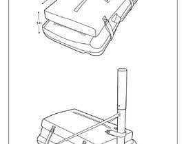 #17 untuk Technical drawing for a Product oleh kishankantsaini