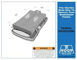 #21 untuk Technical drawing for a Product oleh boiespinosa62