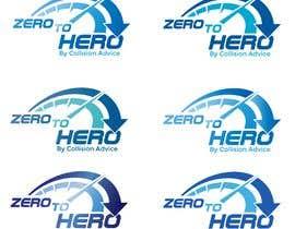 "#327 for New logo for "" Zero - Hero "" by Inna990"
