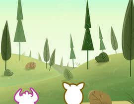 #6 for Background to 3 graphics (animals) for android game by ale2526