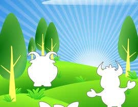 #10 para Background to 3 graphics (animals) for android game de ashasaffiya