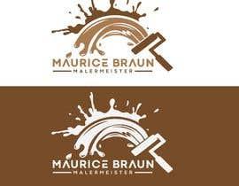 nº 176 pour Ich brauche einen Logodesigner für einen Maler par fatemaakternodi1