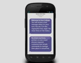 #2 untuk Create an Animation cell phone text message oleh fbpromoter2