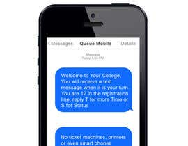 #8 for Create an Animation cell phone text message by imaginesoil