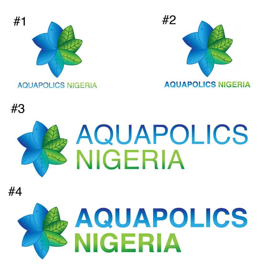 Contest Entry #32 for Design a Logo for www.AquaponicsNigeria.com