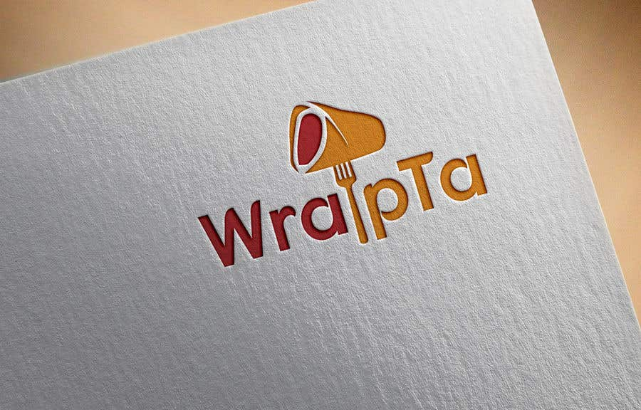 Contest Entry #                                        143                                      for                                         logo for a wraps and rolls kitchen