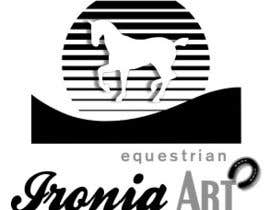 #46 for Design a Logo for equestrian artist by Isabel19