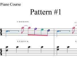 #13 cho Creating PDF Materials for Online Piano Course bởi matthew96050