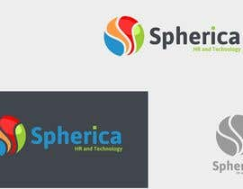 "#462 untuk Design a Logo for ""Spherica"" (Human Resources & Technology Company) oleh advway"