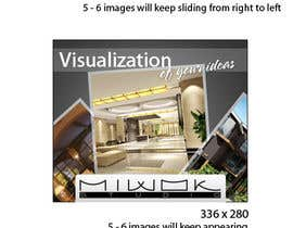 #9 for Banner Ad Design for Miwok Studio av RockingGraphics