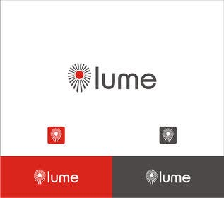 #95 for Logotype for a mobile application LUME by RPDonthemove