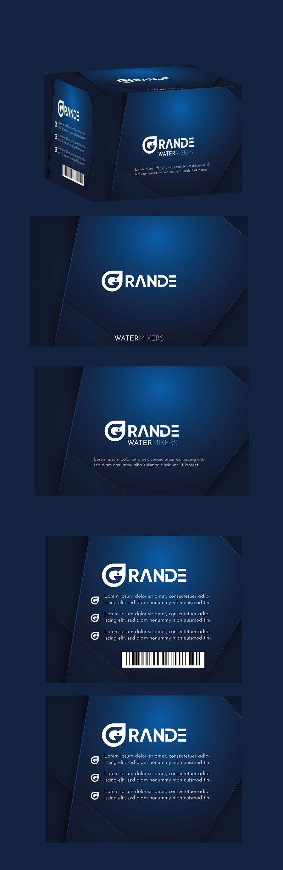 Konkurrenceindlæg #                                        47                                      for                                         Water Mixer Packing Design