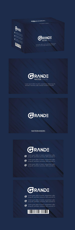 Bài tham dự cuộc thi #                                        48                                      cho                                         Water Mixer Packing Design
