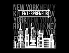 "SamuelMing tarafından T-SHIRT DESIGN ""Rep Your City-Scapes Entrepreneur Slogan T-Shirt"" için no 151"